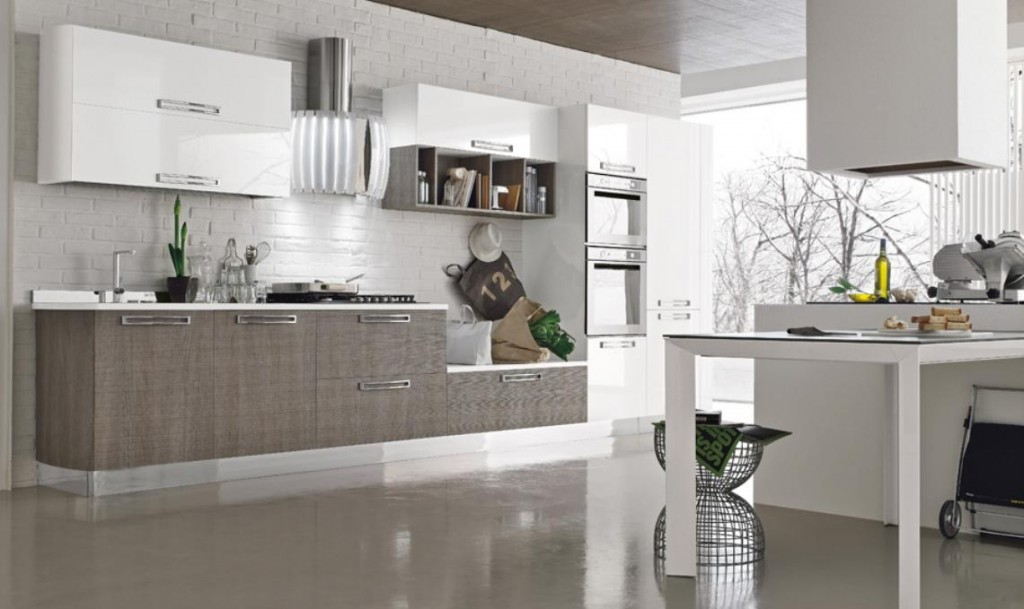 Colore Cucina Moderna Ideas - Skilifts.us - skilifts.us