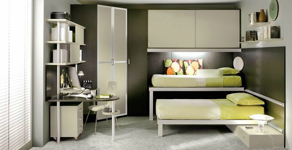 camerette moderne zichichi mobili. Black Bedroom Furniture Sets. Home Design Ideas