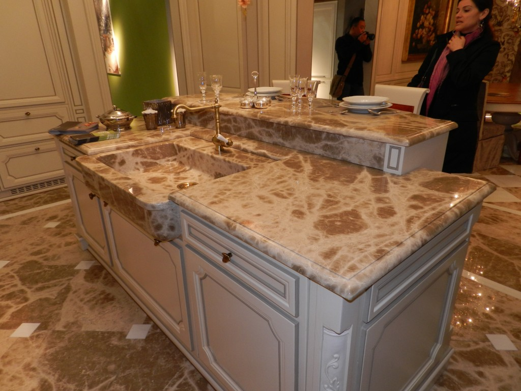 Novità cucine L'Ottocento Fiera 2012